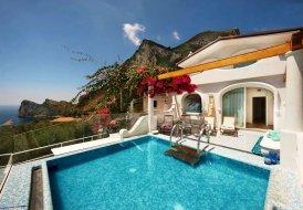 Villa in Nerano, Italy