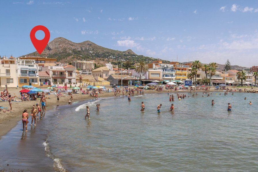 Apartment in Spain, Pedregalejo Playa