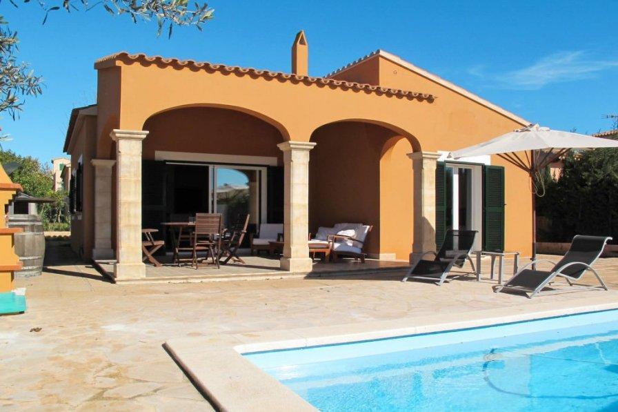 Villa in Spain, Dalt Sa Rapita