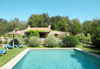 4 bedroom Villa for rent in Campanet