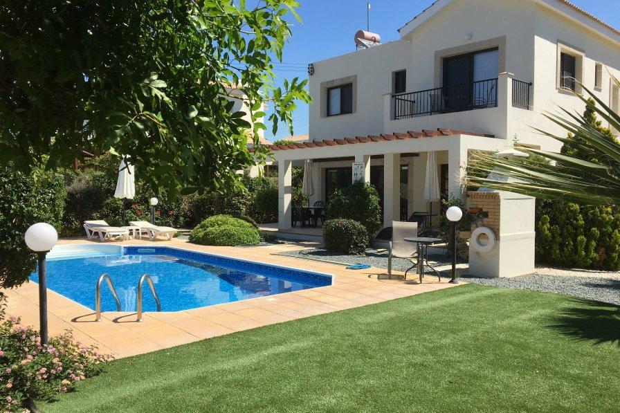 Villa in Cyprus, Secret Valley