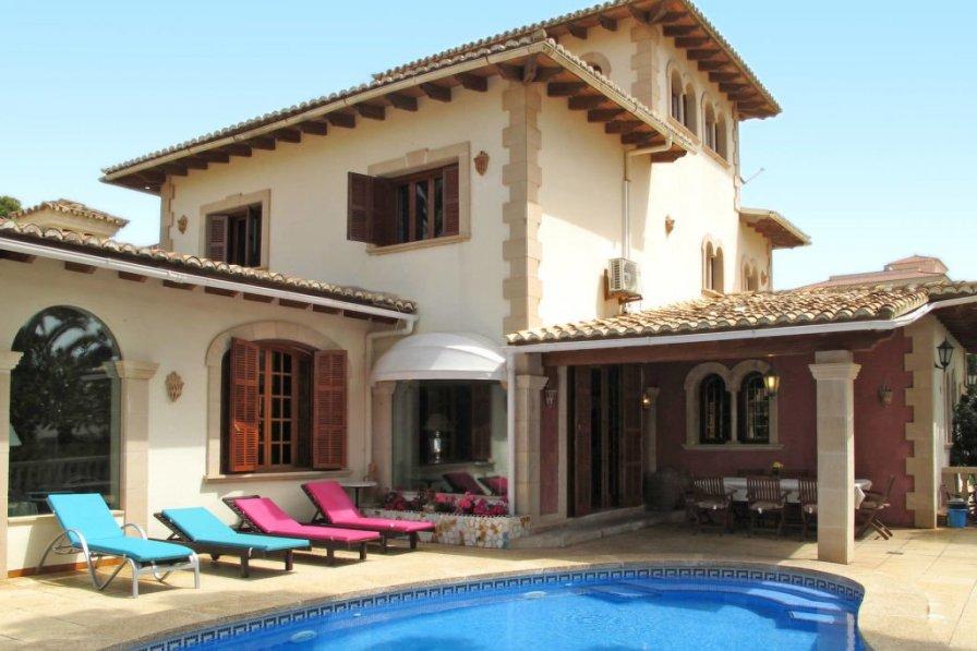 Villa in Spain, Cala Ratjada