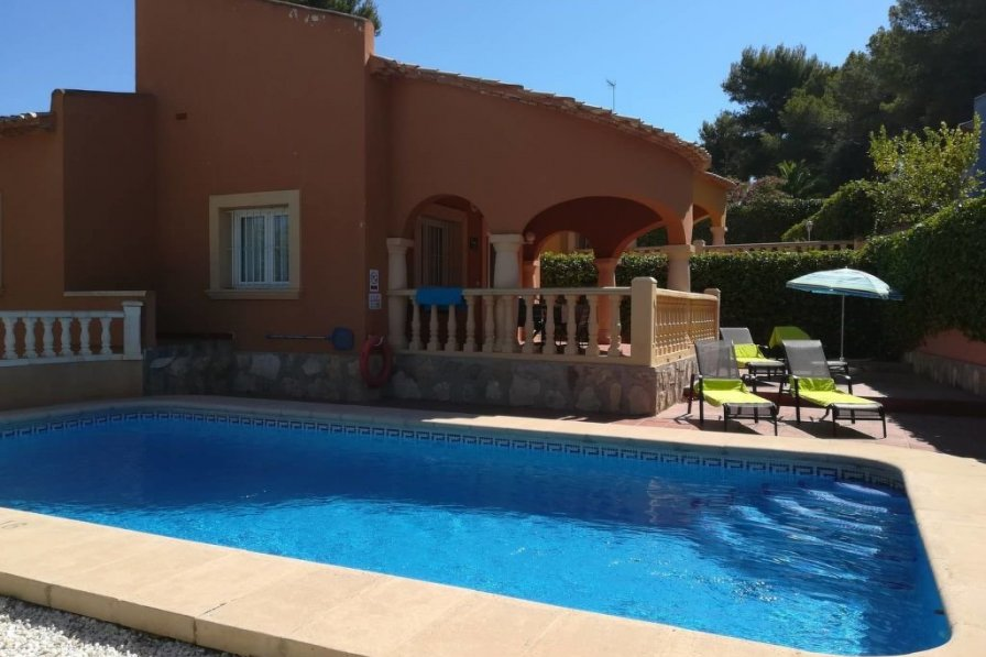 Villa in Spain, Arenal