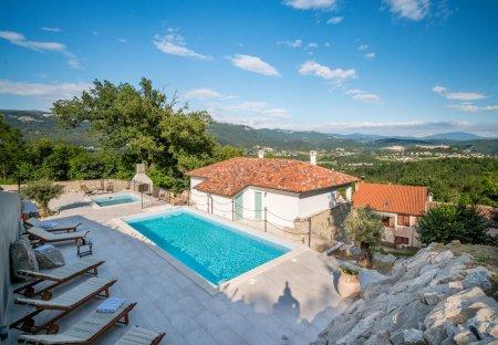 Villa in Kajini, Croatia