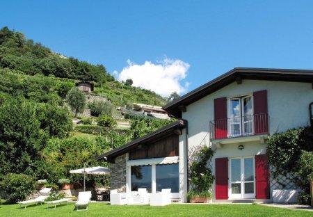 House in Domaso, Italy