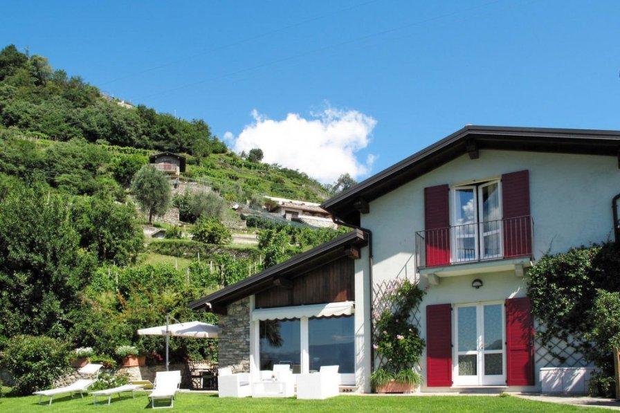 House in Italy, Domaso