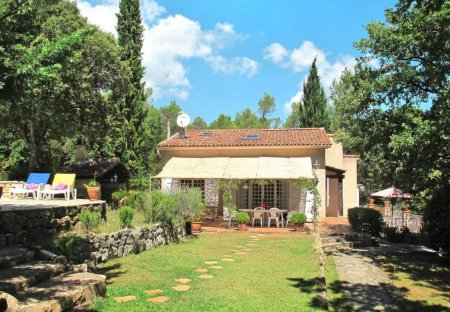 House in Carnoules, the South of France