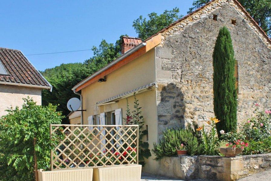 House in France, Saint-Cybranet