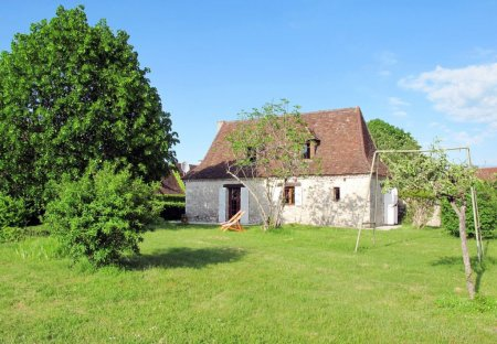 House in Ajat, France