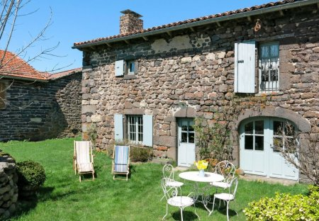 House in Ouides, France