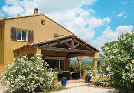 House in Montfort-sur-Argens, the South of France