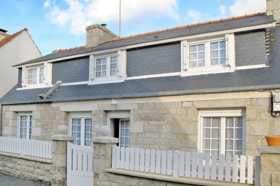 House in France, Pleumeur-Bodou