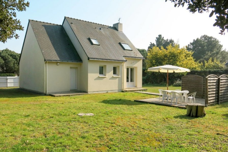 House in France, La Turballe