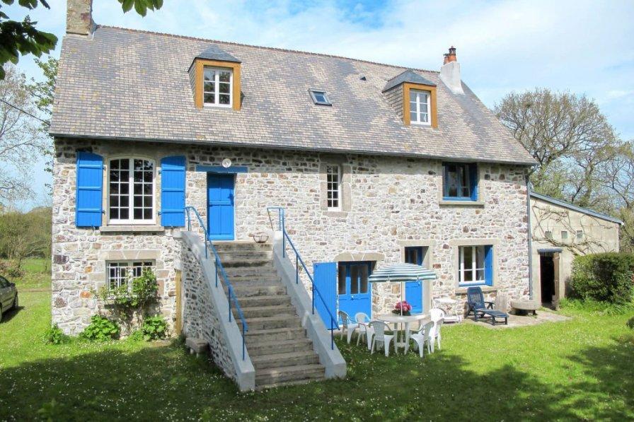 House in France, Bricquebec-en-Cotentin