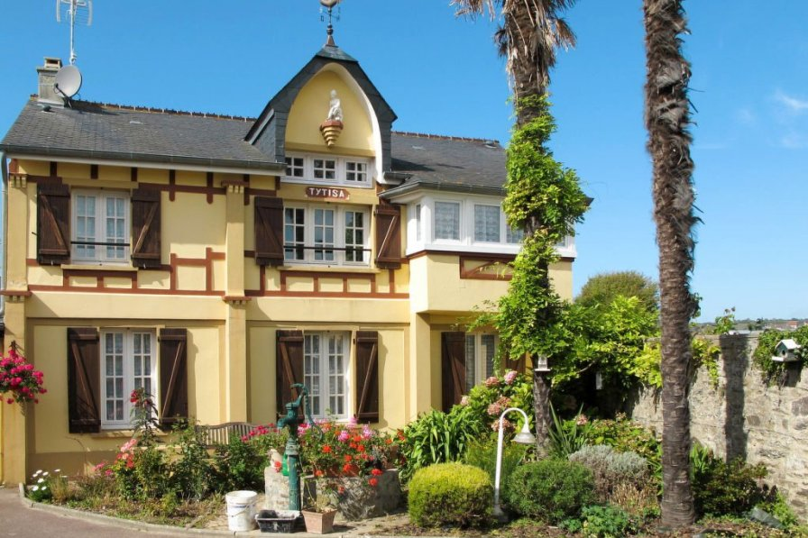 House in France, Barneville-Carteret