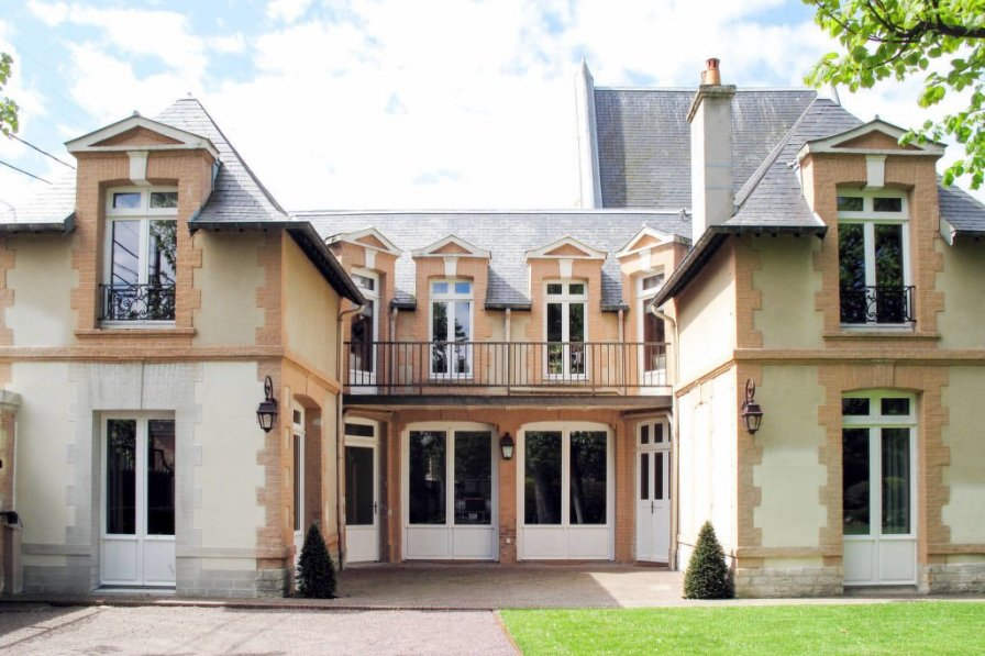 House in France, Cabourg