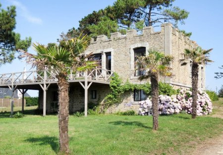 House in Névez, France