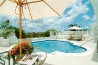 Villa in Barbados, St. James: Pool deck