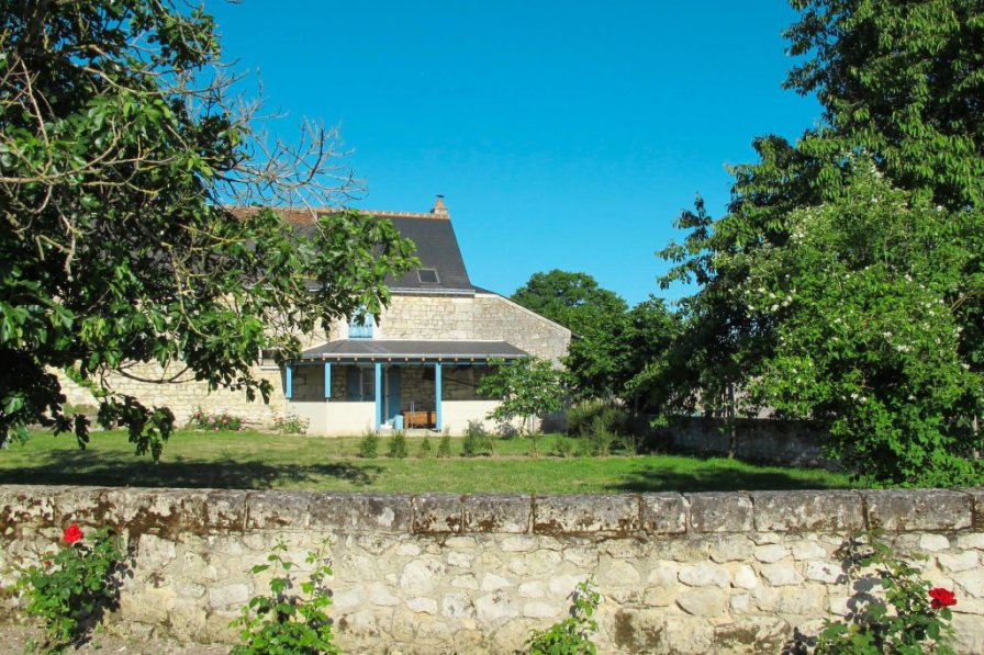 Villa in France, Huismes