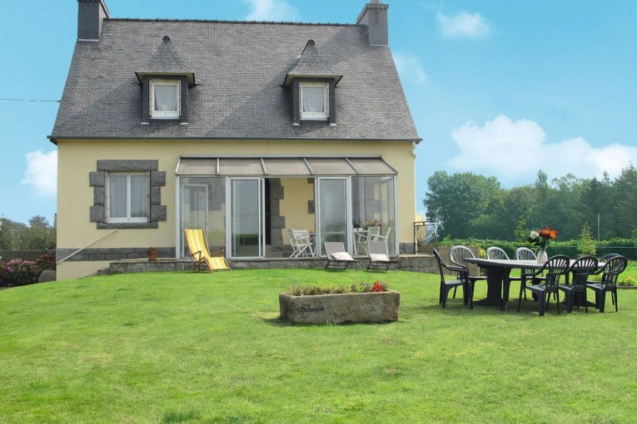 House in France, Kermaria-Sulard