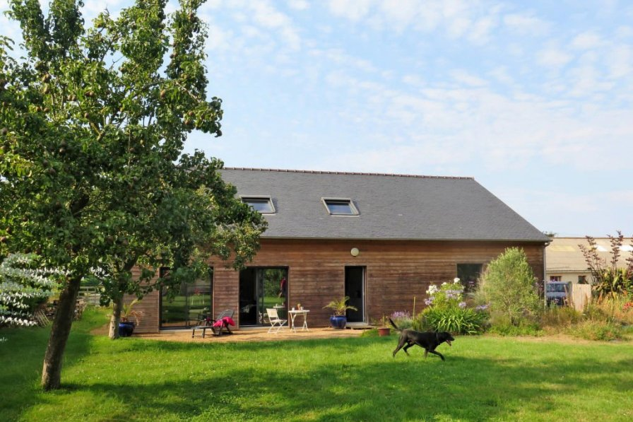 House in France, Pleubian