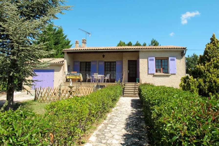 Villa in France, Reillanne
