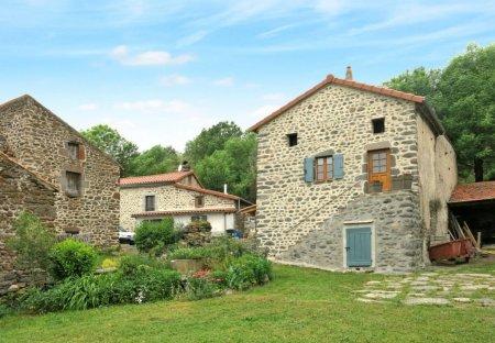 House in Blesle, France