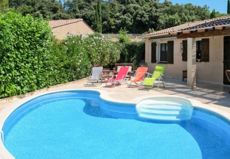 House in La Motte, the South of France