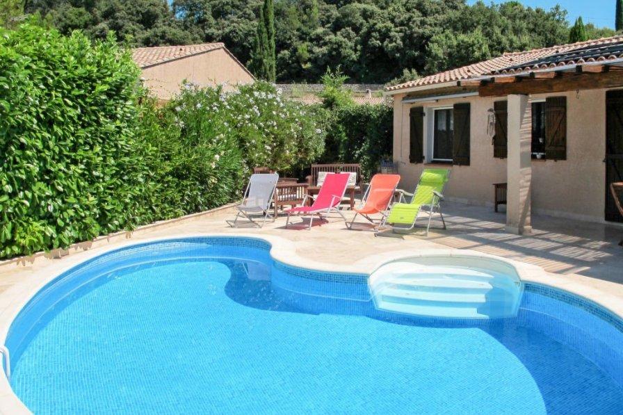 Villa in France, La Motte