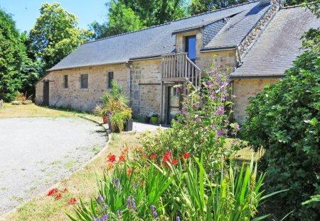 House in Elliant, France