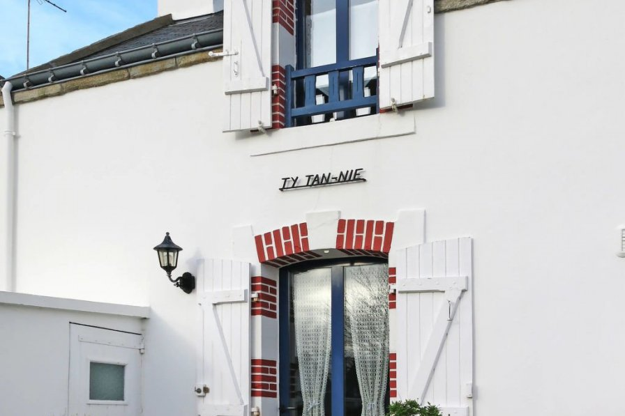 House in France, Quiberon Est