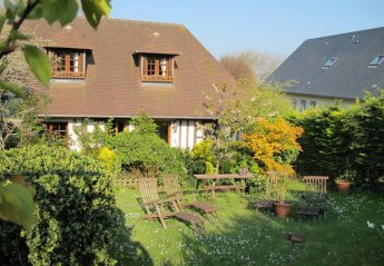 3 bedroom House for rent in Deauville