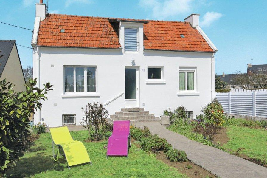 House in France, Plouhinec (Morbihan)