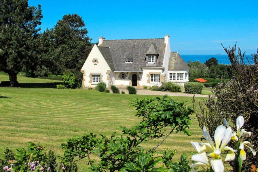 House in France, Penvénan