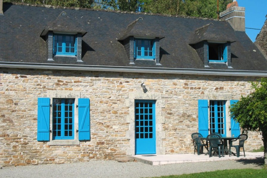 House in France, La Forêt-Fouesnant