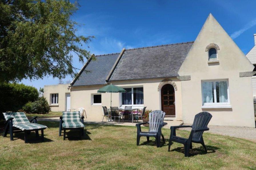 Villa in France, Plouescat