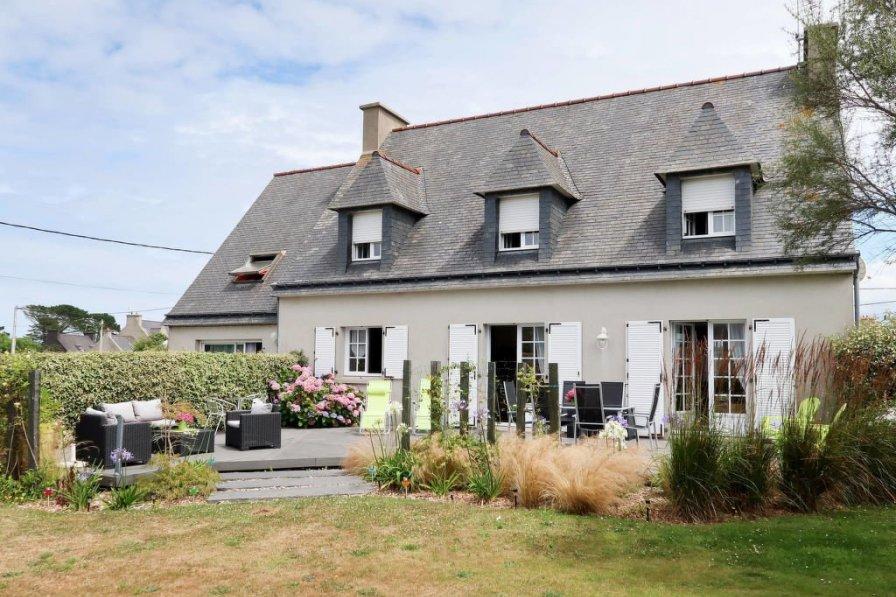 House in France, Plouguerneau