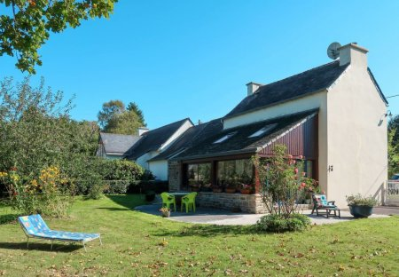 House in Commana, France