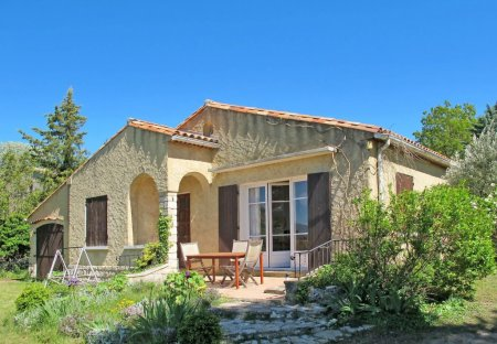 House in Saignon, the South of France