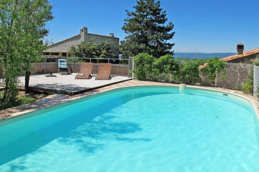 House in France, Saignon