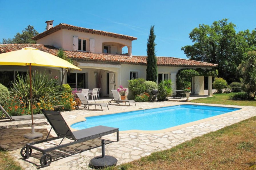 House in France, Callian