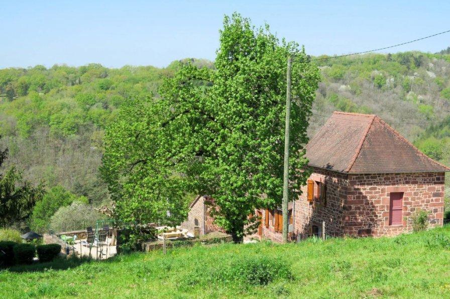 House in France, Meyssac