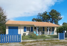 House in Soulac-sur-Mer, France