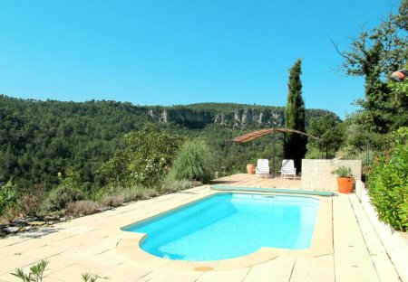 House in Châteaudouble, the South of France