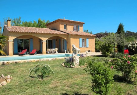 House in Régusse, the South of France