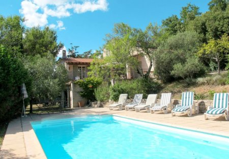 Villa in Rocbaron, the South of France