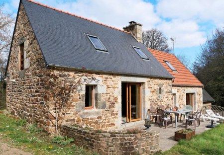 House in Ploumilliau, France