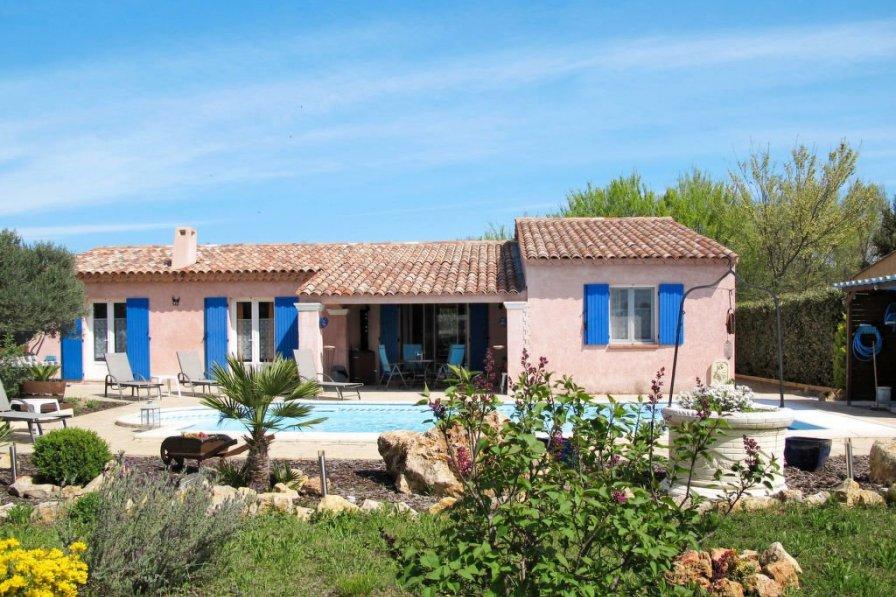 House in France, Régusse
