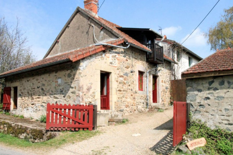 House in France, Chiddes