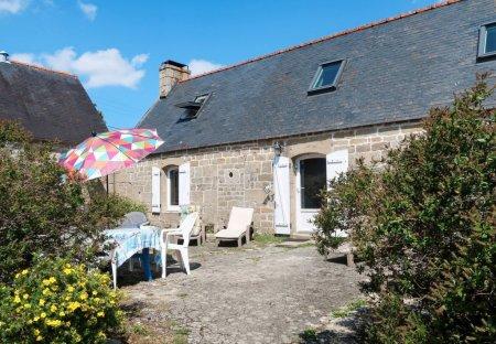 House in Pont-l'Abbé, France